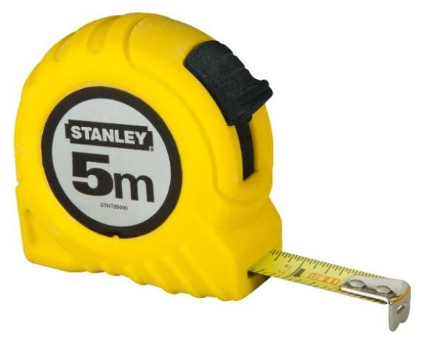 Рулетка STANLEY GLOBAL TAPE 5м. * 19мм.